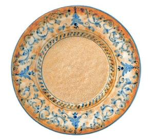 Italian Designer Dinner Plate  sc 1 st  Country Gourmet & Designer Dinnerware - Italian Design Dinnerware Italy Francesca ...