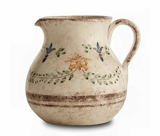 Rustic Italian Large Pitcher